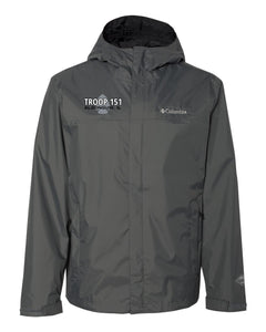 T151 Rain Jacket (Mens, Womens)