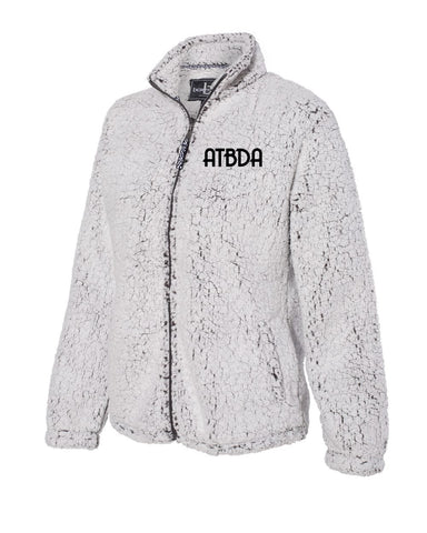 Above The Barre Sherpa Jacket