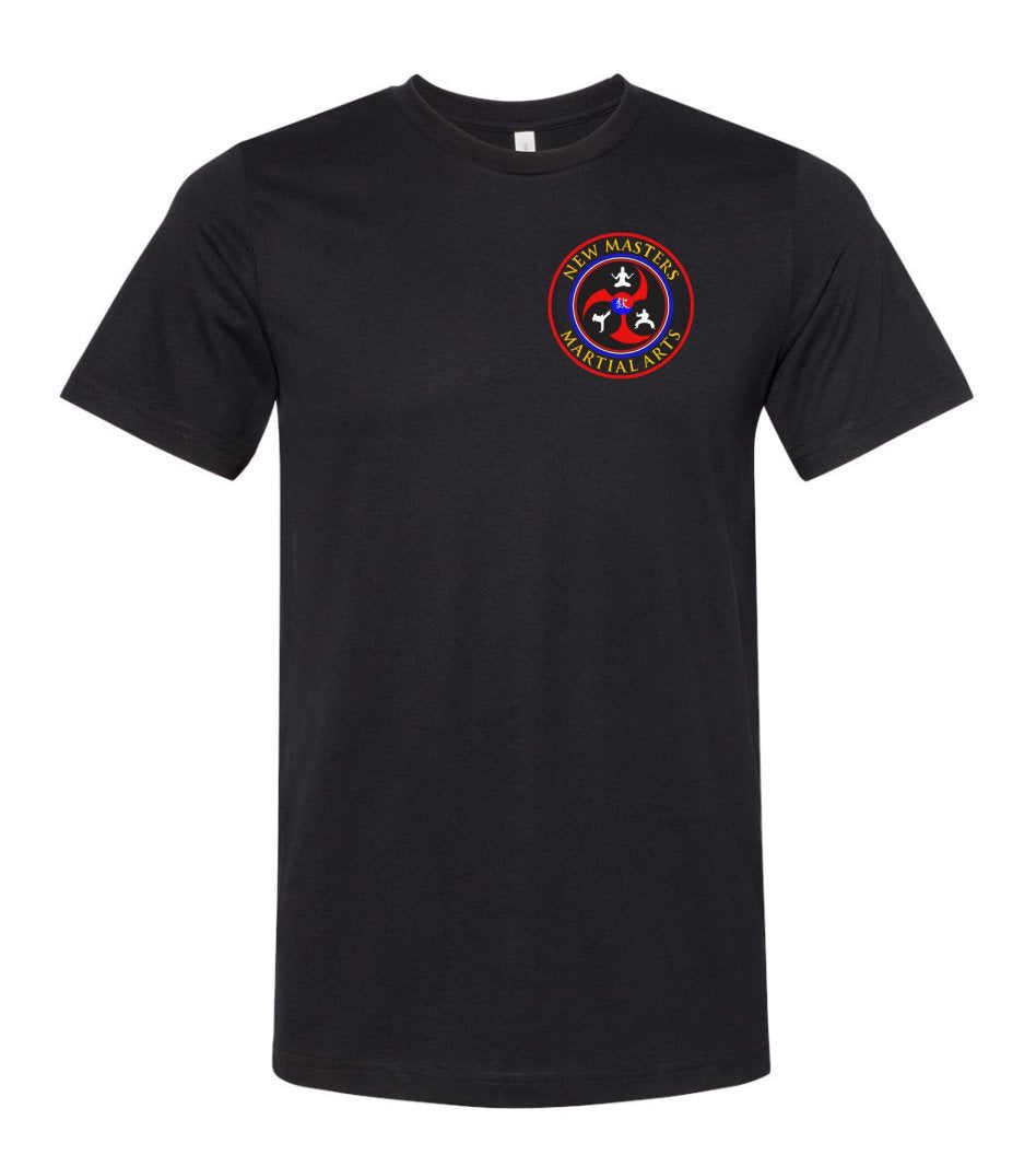 New Masters Martial Arts Short-Sleeve T-Shirt (Youth)