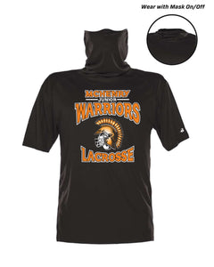 Performance T-Shirt with Mask (MJW Lacrosse)
