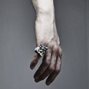 ULMER RING - WHITE