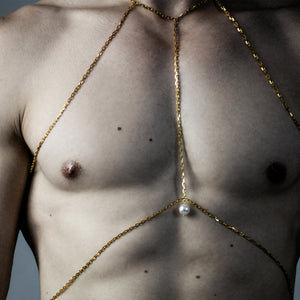 GOLD CHAIN BONDAGE