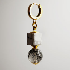 MERCURY EARRING - GOLD