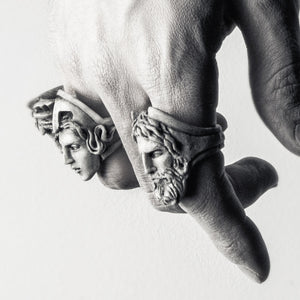 THEA II RING - ONLY 1 LEFT IN STOCK