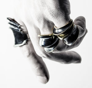 ARMOUR I RING