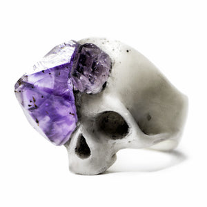 AMETHYST GROWTH RING