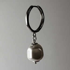 BAROQUE PEARL EARRING - LARGE