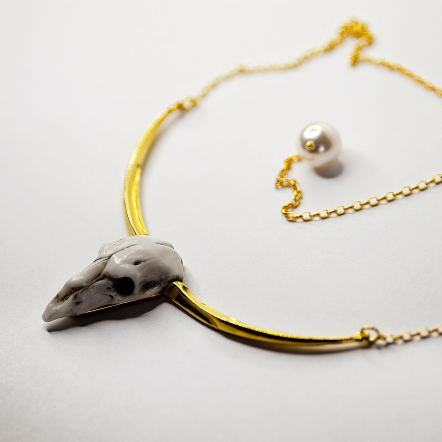 BOVI NECKLACE - GOLD
