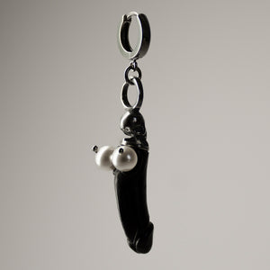 FASCINUS EARRING -BLACK