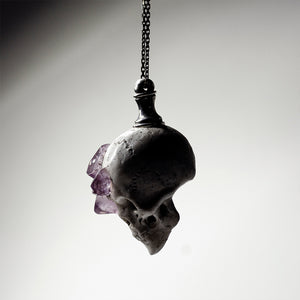 AMETHYST GROWTH PENDANT