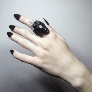 BLACK APOLLO RING