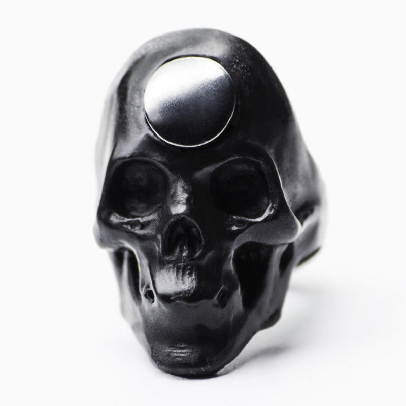 BLACK CIRCULUS RING