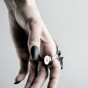 STAG BEETLE RING