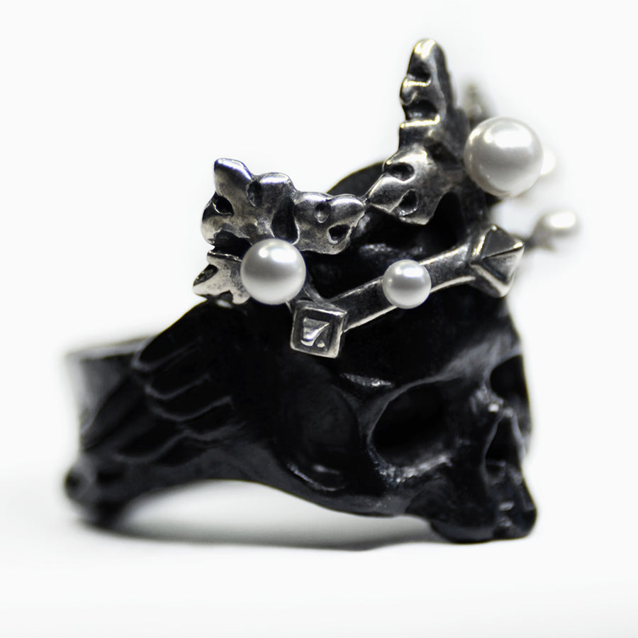 ULMER RING - BLACK