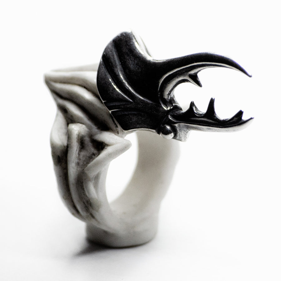 HERCULES BEETLE RING