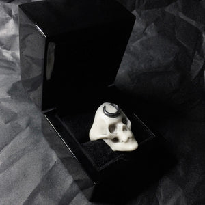BLACK LUNA RING