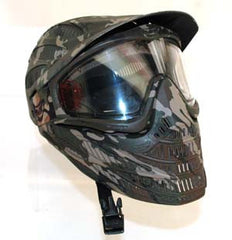 Paintball Mask, Goggles and Gear