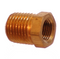 1/8 NPT Female to 1/4 NPT Male Brass Bushing - 1/4 NPT - Air Fittings - Palmers Pursuit Shop