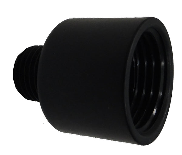 "1/4"" Male -  .825x14 Female  air supply adapter ""ASA"" - Adapters - Air Fittings - Palmers Pursuit Shop"