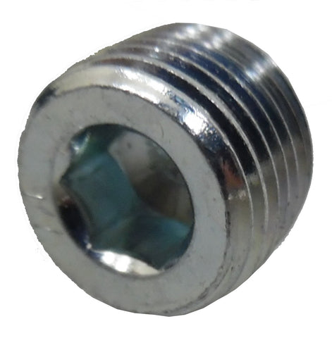 1/8 NPT Plug - 1/8 NPT - Air Fittings - Palmers Pursuit Shop