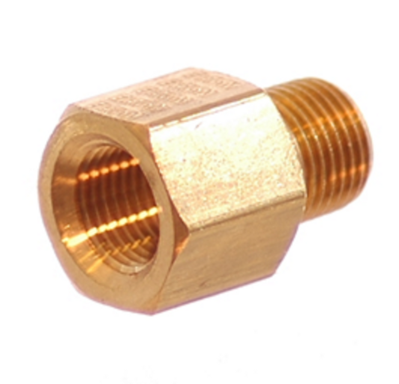 1/8 NPT Female to 1/8 NPT Male Extension - 1/8 NPT - Air Fittings - Palmers Pursuit Shop