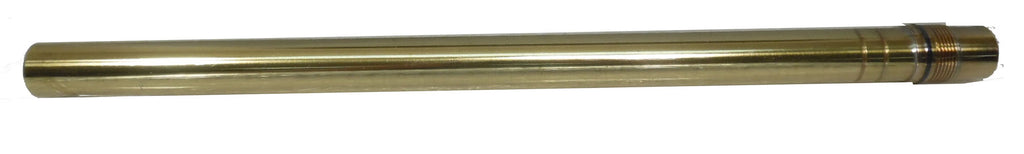 "14"" Tippmann A5 Barrel -  Size:.685 Smooth Bore Brass, Brass finish - Barrel - Palmers Pursuit Shop - Palmers Pursuit Shop"