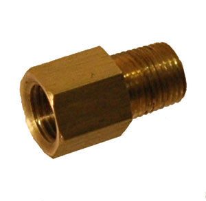 16 or 20 gram to 1/8 NPT adapter