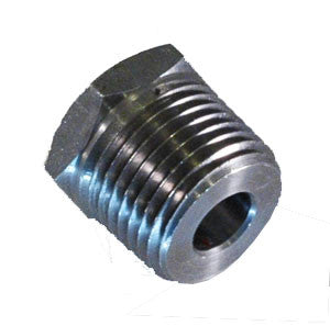 Male 320 CGA to 1/8 NPT Stainless - Adapters - Air Fittings - Palmers Pursuit Shop