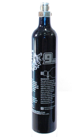 CO2 tank - Size:9 oz tank - n/a - Palmers Pursuit Shop - Palmers Pursuit Shop