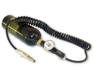 Airsoft Female Stabilizer Remote Hose Kit w/ Tank
