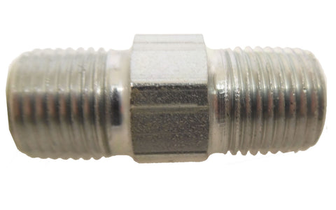 1/8 NPT Male-Male Nipple Steel - 1/8 NPT - Air Fittings - Palmers Pursuit Shop