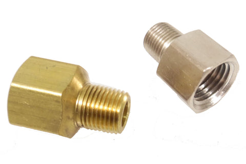 1/4 Female to 1/8 NPT Male Reducer