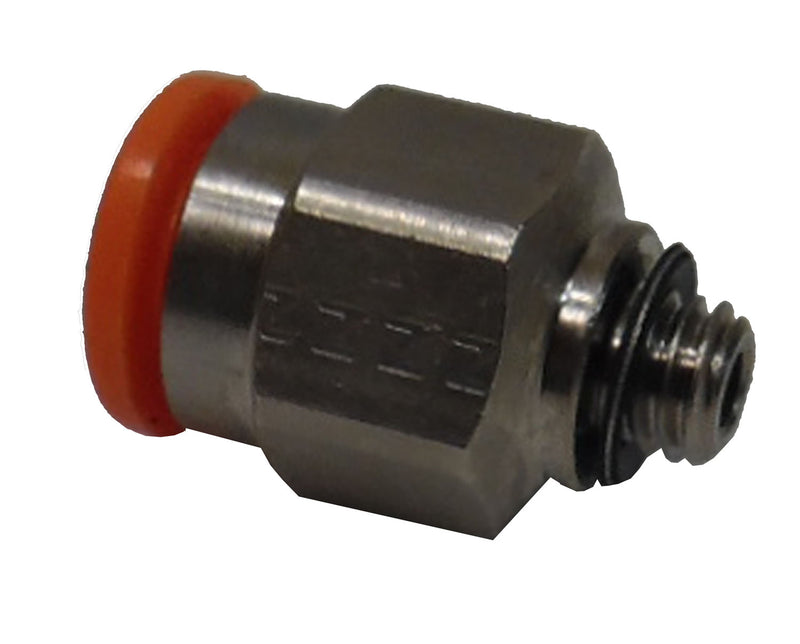 10-32 to 1/4 Push-to-Connect Tube Fitting - 10-32 - Air Fittings - Palmers Pursuit Shop