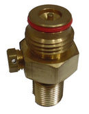 CO2 Tank Pin Valve - Adapters - Palmers Pursuit Shop - Palmers Pursuit Shop