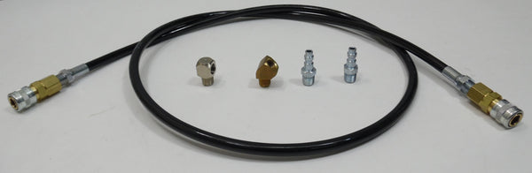 Pneumatic 4' Remote Hose Kit