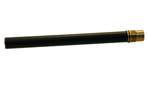 "10"" A5 Barrel  - Dual Spiral Vented  - Size:.690 Bore - Paintball - Palmers Pursuit Shop - Palmers Pursuit Shop"