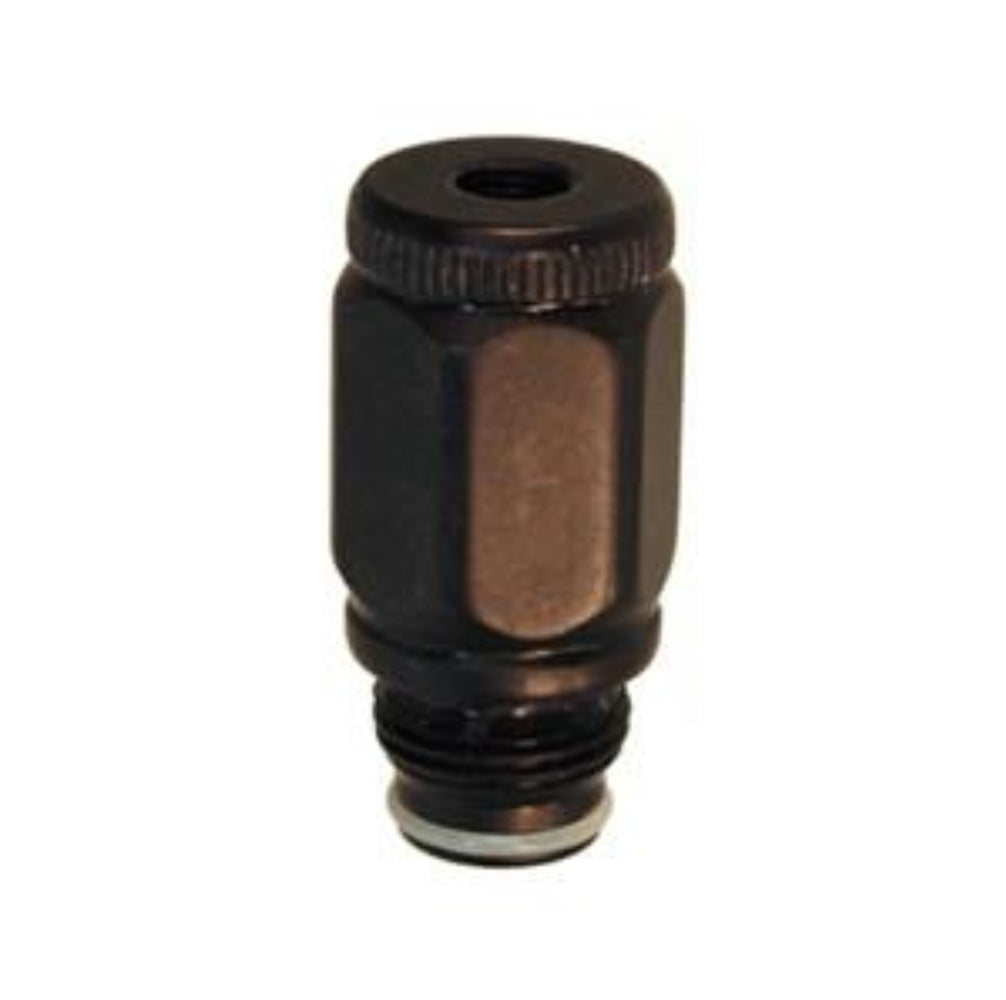 .825x14 NGOMale to 1/8 NPT hose adapter. Extended HEX. - Adapters - Palmers Pursuit Shop - Palmers Pursuit Shop