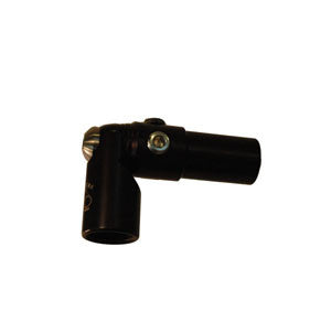 90° Boulder Co2 Air Pneumatic Regulator Up to 4500 psi input Adjustable 0-250 psi output. 90° Air Supply input .825x14 Female Threads. - Regulators - Palmers Pursuit Shop - Palmers Pursuit Shop
