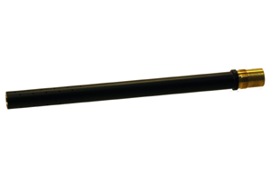"10"" Auto Cocker Barrel -.685 Bore Dual Spiral Vented - Black"