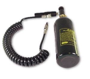 Airsoft Inline Stabilizer Remote Hose Kit w/ Tank - Airsoft Regulators - Palmers Pursuit Shop - Palmers Pursuit Shop