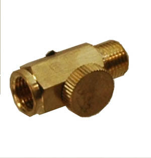 "1/4"" NPT Flow Control Valve - Valves - Palmers Pursuit Shop - Palmers Pursuit Shop"