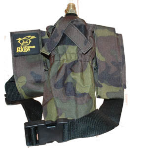2+1 Speed Paq with Belt - Tubes, Pods and Packs - Palmers Pursuit Shop - Palmers Pursuit Shop