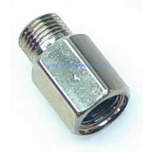 1/8 NPT Male to Metric M10x1.25 Female - 1/8 NPT - Air Fittings - Palmers Pursuit Shop