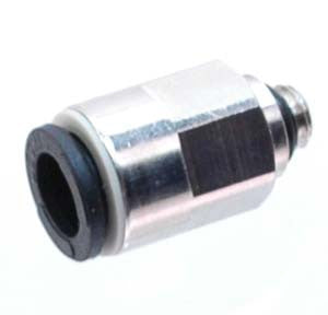 M5  to 6MM Slip Fit Strait - M5 Metric - Air Fittings - Palmers Pursuit Shop
