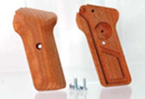 Grips, Wooden - Typhoon / Stroker - Accessories - Palmers Pursuit Shop - Palmers Pursuit Shop