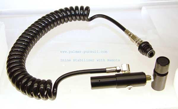Inline Stabilizer  with remote Hose Assembly -0-900 PSI Output - Home page products - Palmers Pursuit Shop - Palmers Pursuit Shop