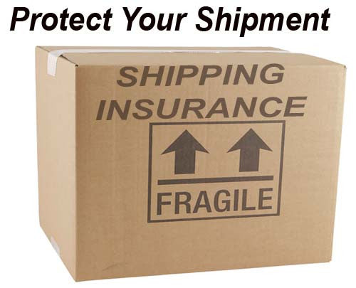 Shipping Insurance.   $1 per $100 coverage. -  - Palmers Pursuit Shop - Palmers Pursuit Shop