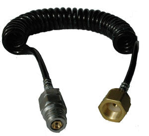 Sodastream Maker to Bulk CO2 (CGA 320) Hose Assembly