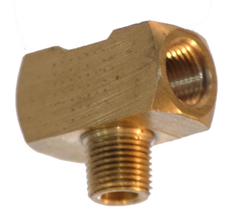 1/8 NPT Female x Male x Female Tee - 1/8 NPT - Air Fittings - Palmers Pursuit Shop