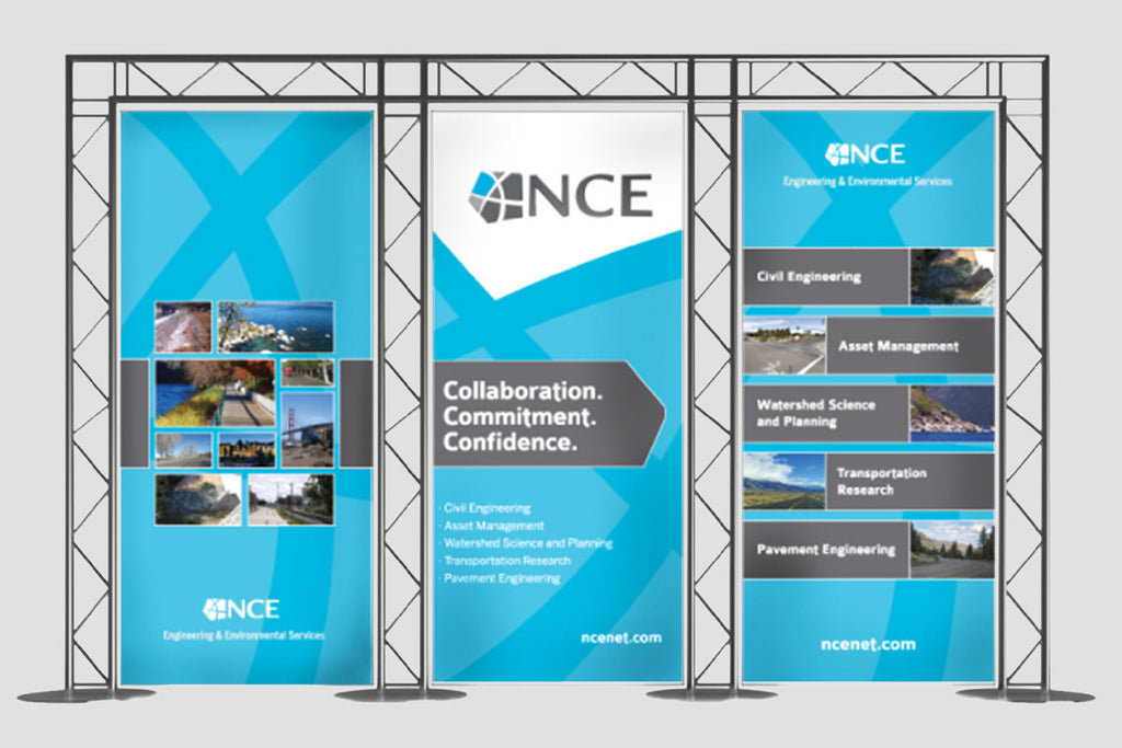 Trade Show Graphics for NCE